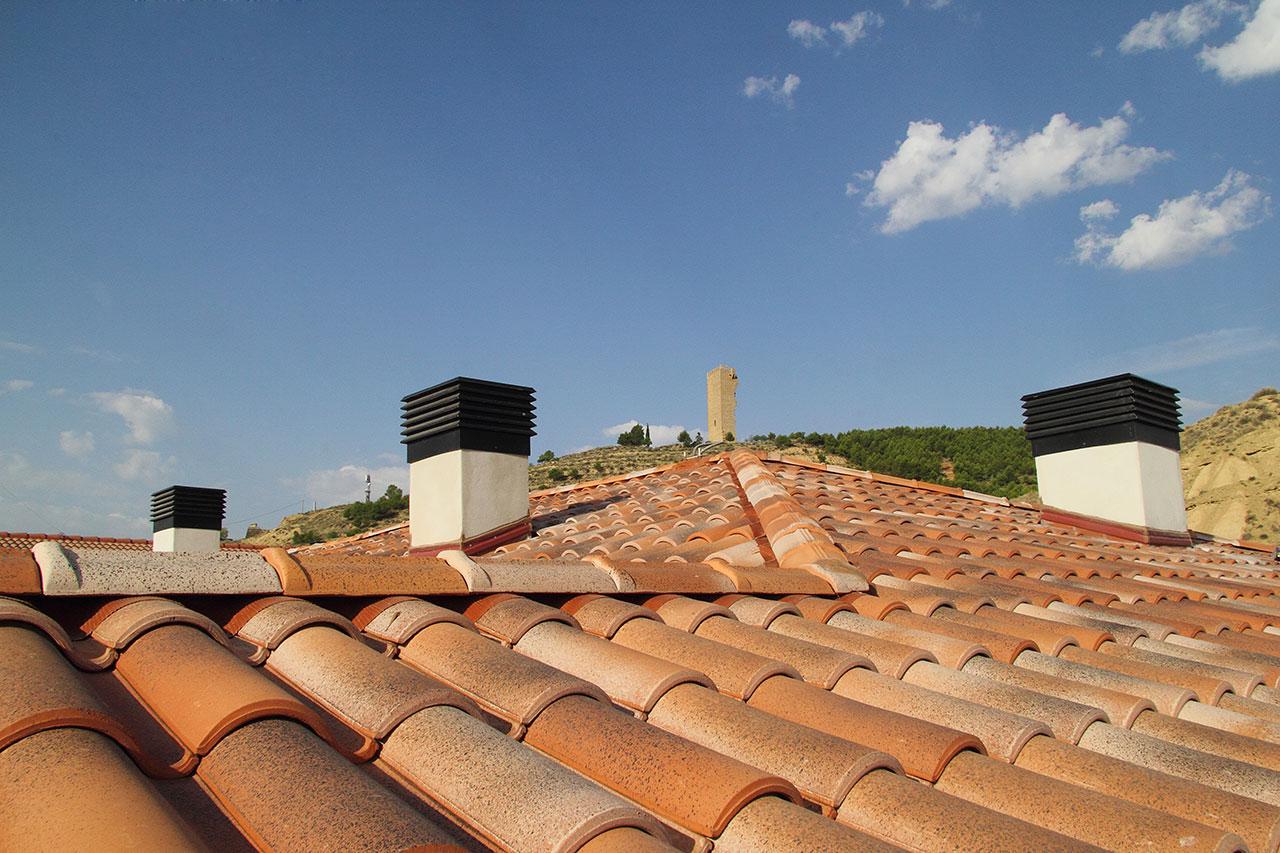 Roof Tiles Rustic Arabuildarabuild